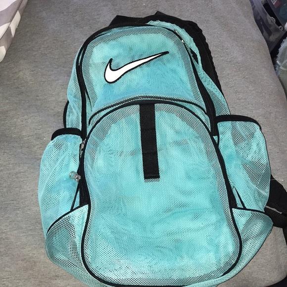Nike Bags   Mesh Backpack   Poshmark
